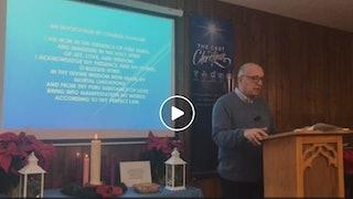 """The White Stone Ceremony"" with Rev. John Zenkewich"