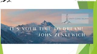 Living God's Dream For You
